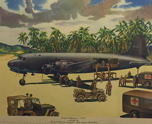 Douglas Skymaster (C-54)