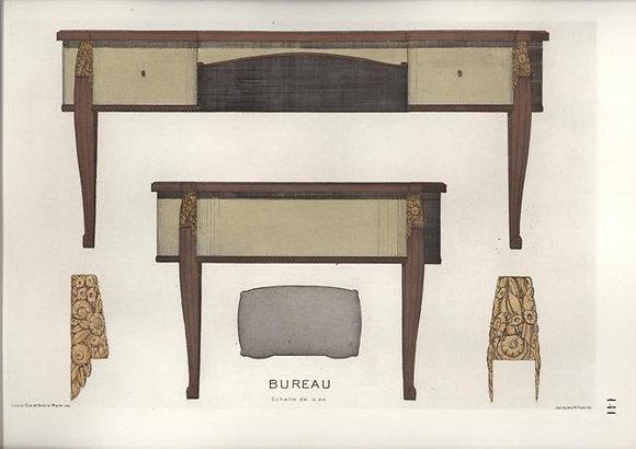 Plate 141: Bureau