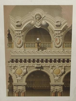Grand Escalier D'Honneur, Partie Superieure Le Nou