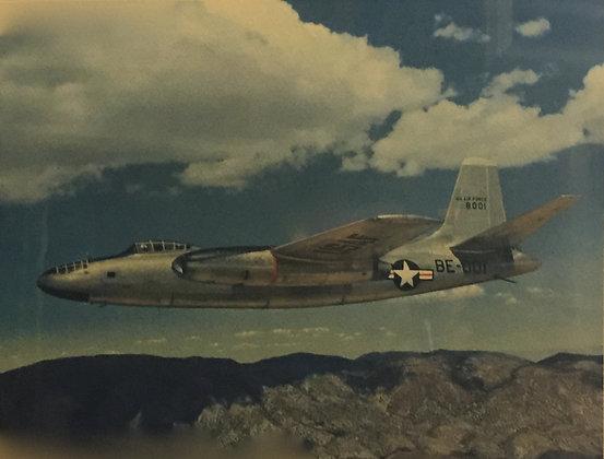 Air Force B-45 Tornado