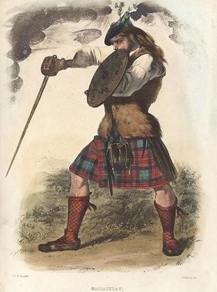 Mac Lachlan Clan