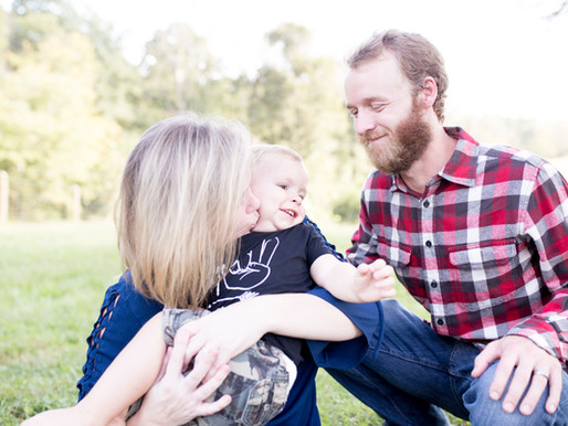 Walker Family Session | Emmitt Turns ~2~ | Kernersville, North Carolina |