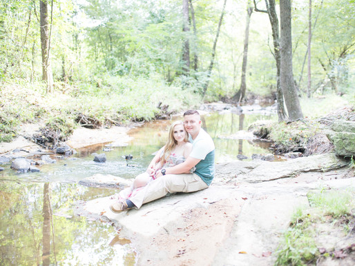 Michael & Caitlin | Engagement Session | Archdale, North Carolina |