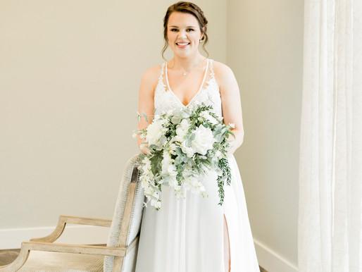 Erica Billings Bridals | Board & Batten Events | Lexington, NC