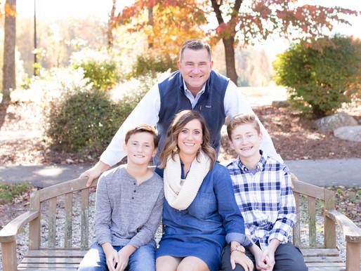The Padgett Family   Greensboro, North Carolina