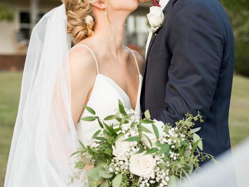 Brock & Rebekah Wedding | Thomasville, NC |