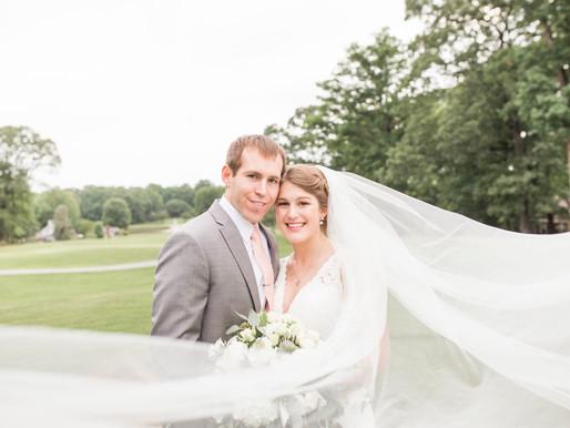 Allen & Jennie Wedding | Bermuda Run Country Club | May 11th, 2019