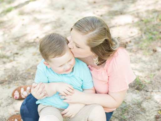 Richardson Family Session | Archdale, North Carolina |