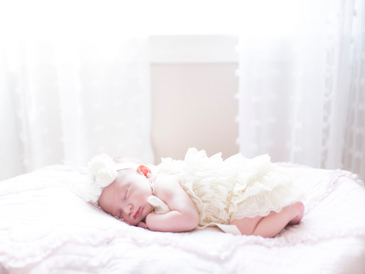 Lilly Dockery | Newborn Session | Thomasville, North Carolina |