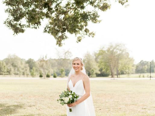 Rebekah Lambeth | Board & Batten Events | Bridal Session | Lexington, NC |