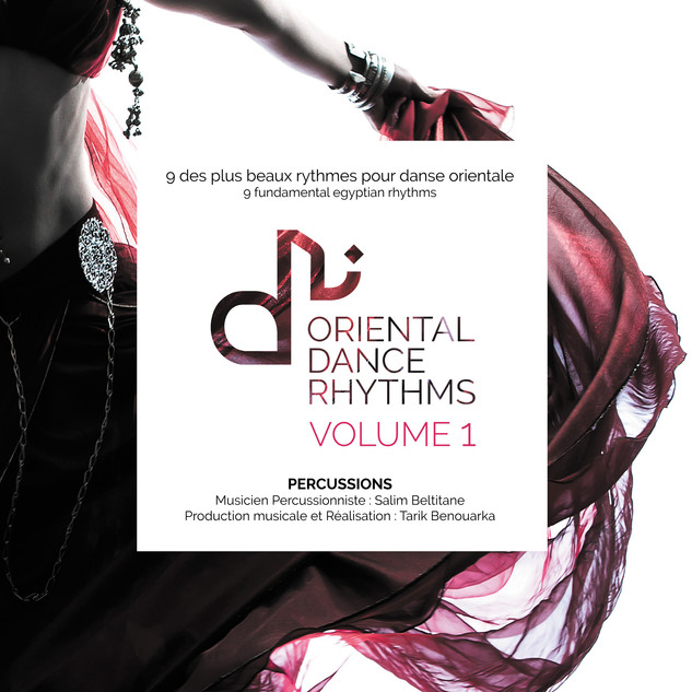 Oriental Dance Rhythms Vol.1 Cover