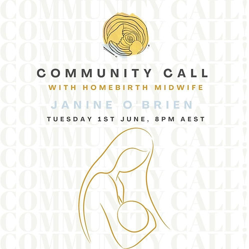 NSW Community Call with Janine O'Brien