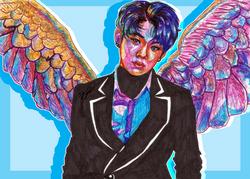 [TXT] - YeonJun Colorburst