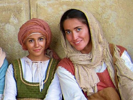 Vibrant Single Women in Scripture