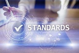 Standards compliant check Quality assura