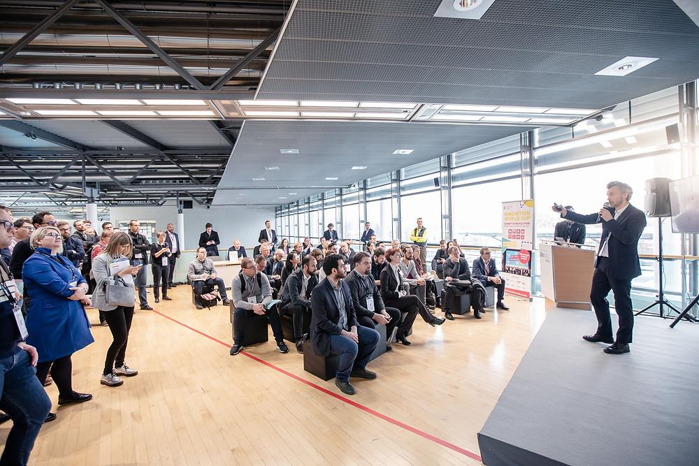 BIM Town Innovation Stage_BIM World Munich