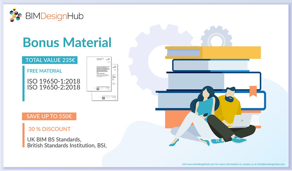 Bonus material - ISO BIM training BIM Design Hub
