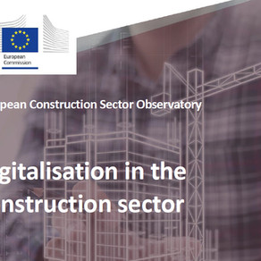 Digitalisation in the construction sector - EU analysis report, 2021