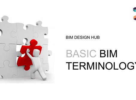 BIM basic terminology