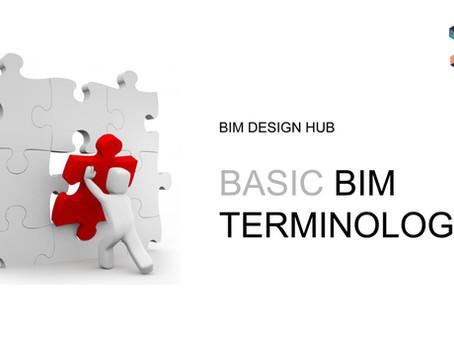 BIM common terminology