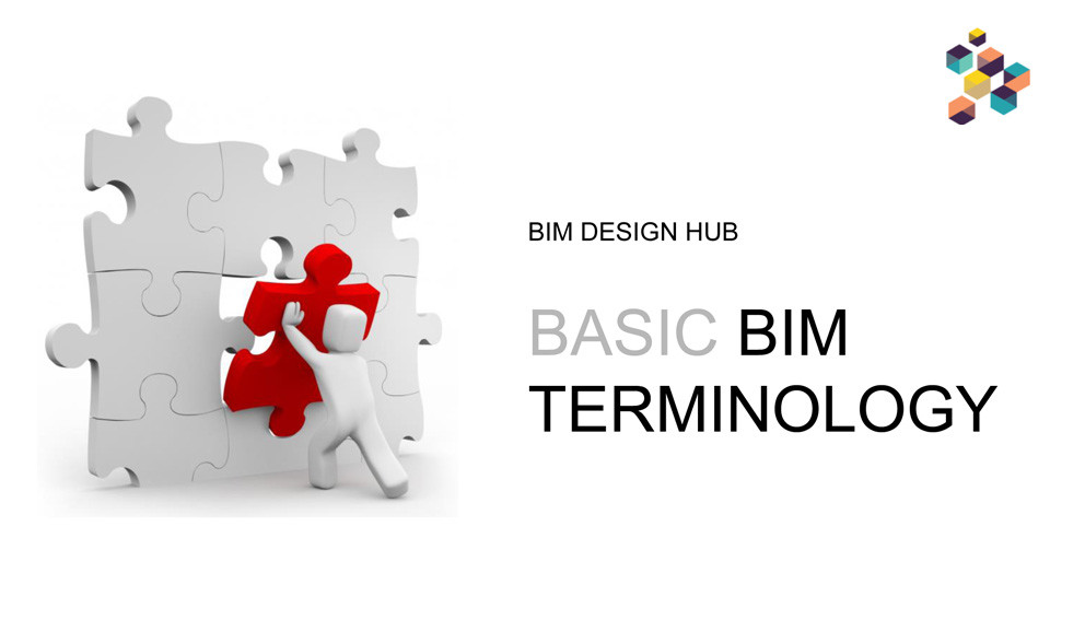 Basic BIM terminology by breakwithanarchitect