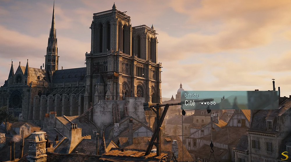 Dassault Systemes  Assassin's Creed
