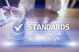 Standards compliant check Quality assura