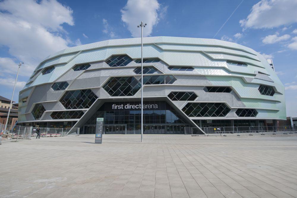 Leeds Arena,UK