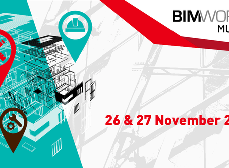 BIM World Munich event, 26,27th November