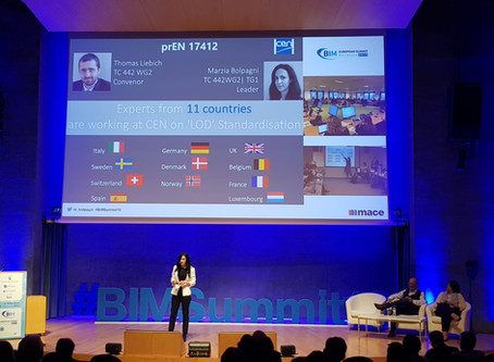 BIM Standards and Dictionary - An interview with Marzia Bolpagni