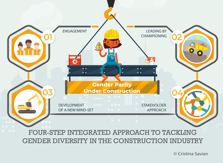 Interview: Overcoming gender stereotypes in the construction industry