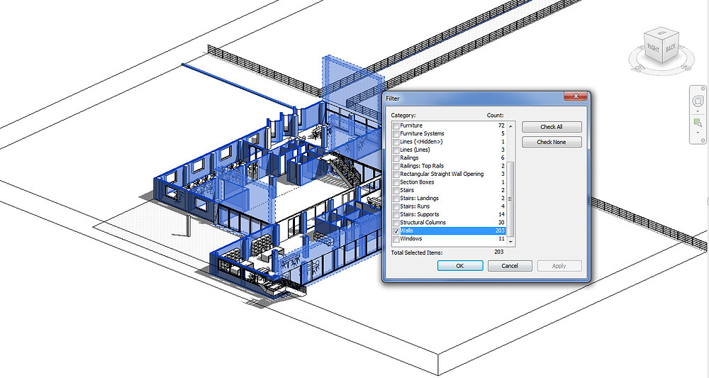 Work with Filters in Revit - breawkithanarchitect