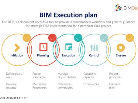 Defining the BIM Execution Plan