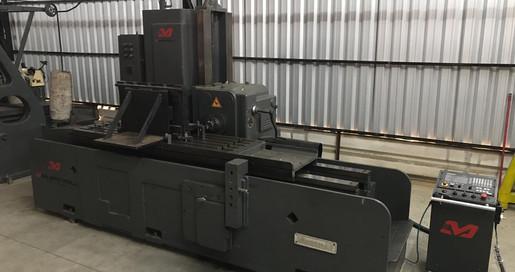 Fresadora Horizontal CNC