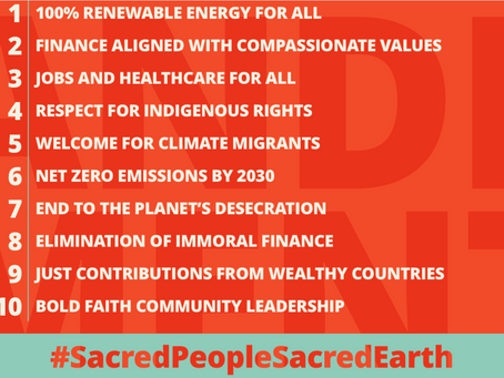 Sacred People Sacred Earth