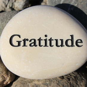 Kate's Plate: Gratitude