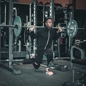 I'm a runner. Do I need to worry about a barbell?