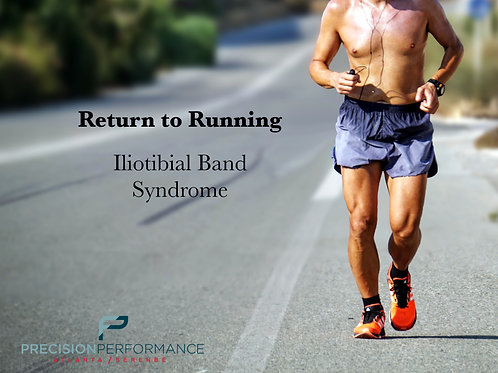 Illiotibial Band Syndrome (ITBS) Program