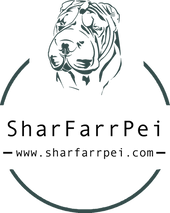 Shar Pei Logo