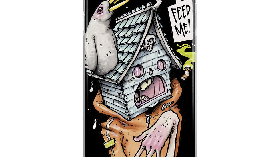 FEED ME iPhone Case