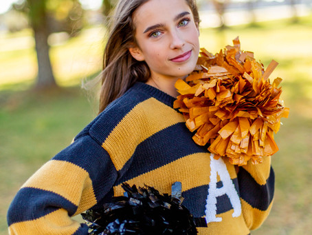 ELLA | ATHENS HIGH SCHOOL CHEERLEADER