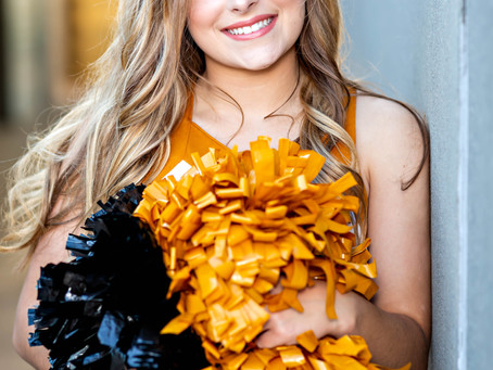 ELLA KATHERINE | ATHENS HIGH SCHOOL CHEERLEADER