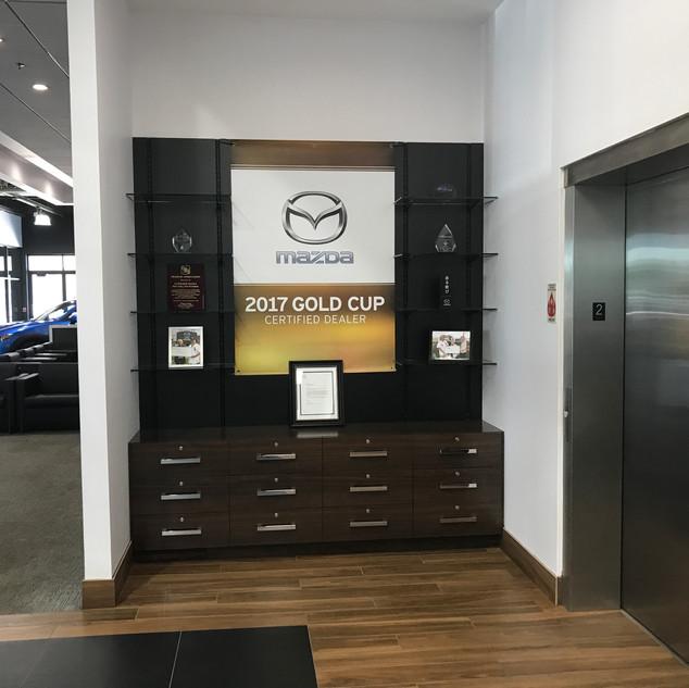 Mazda Cabinetry