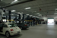 VW Service Department