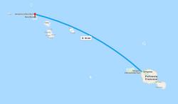 Papeete - Bora Bora