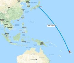 Giappone + Fiji