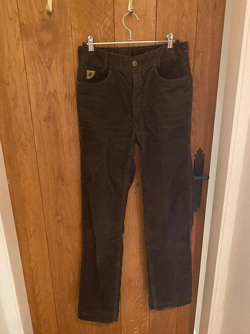 Vintage Lois Corduroy Jeans - W26 L30.5