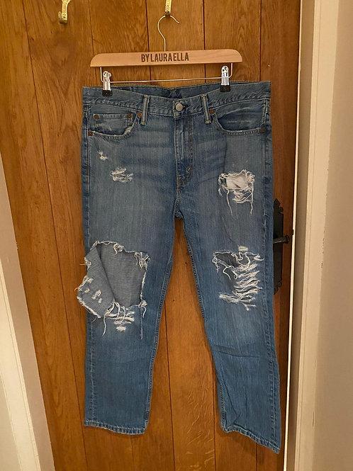 Vintage Levi Jeans - W35 L27