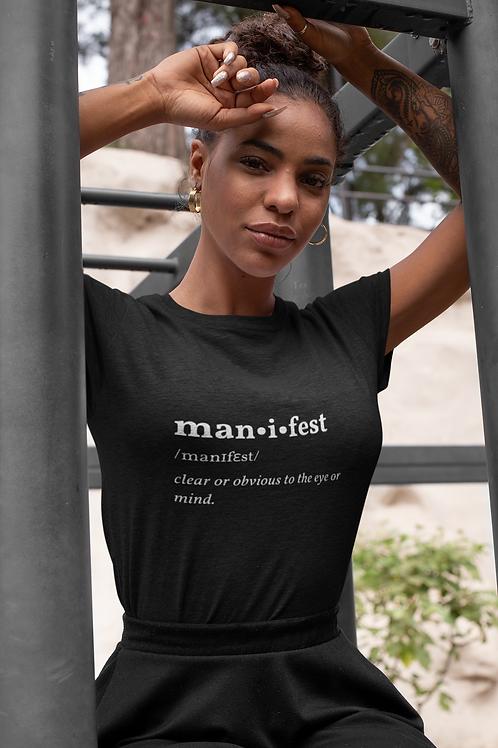 Manifest T-Shirt in Black
