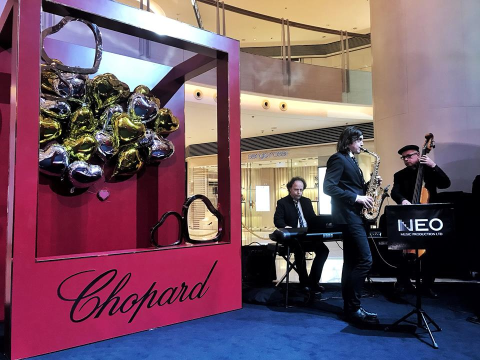 Grand Opening of Chopard